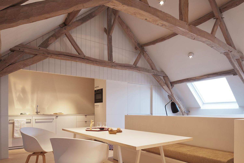Onder het dak matthijs - Mezzanine onder het dak ...
